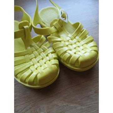 Meduse żelki buty gumowe sandałki 16cm 27 25 26