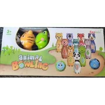 Zabawki zabawka kregle dla dzieci pionki