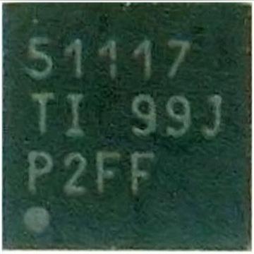 Nowy układ TEXAS INSTRUMENTS TPS 51117
