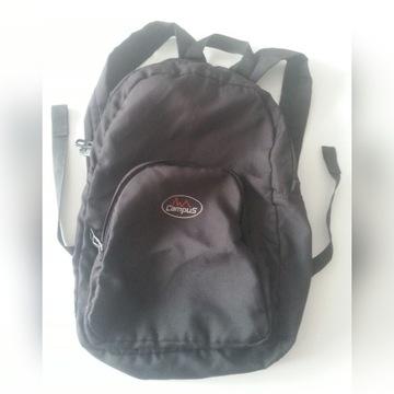 plecak turystyczny wycieczkowy CAMPUS czarny