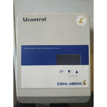 Ziehl-Abegg Ucontrol PXDM10A regulator obrotów