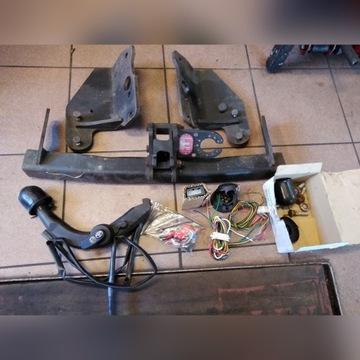 hak holowniczy Brink Auris 07-12 wypinany z wiązką