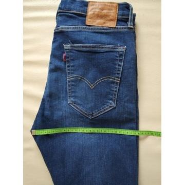 Levi`s spodnie 502