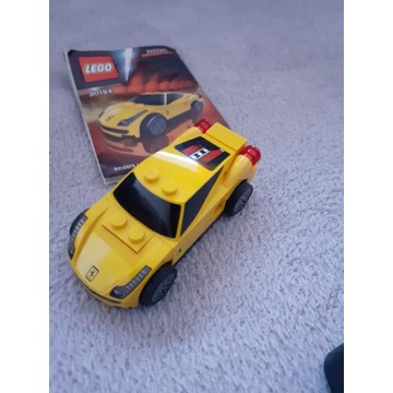 Lego ferarri
