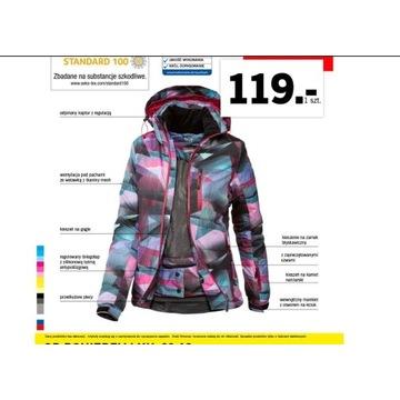 crivit damska kurtka narciarska rozmiar EUR 40