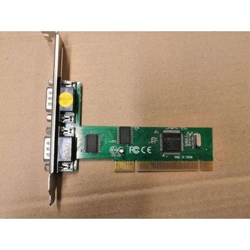Kontroler RS232 SP-9865-2S GWAR FVAT