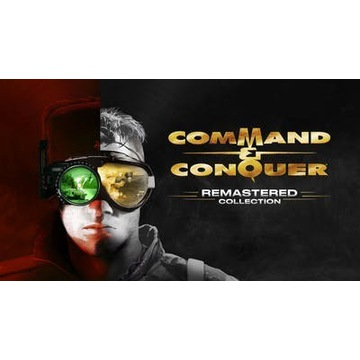 Command $ Conquer Remastered  Key + 2 Gry Z Aukcji
