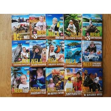 Nela - pakiet 15 książek