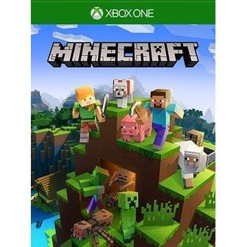 Minecraft XBOX ONE KLUCZ KOD CYFROWY