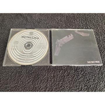 Metallica - Sad But True - Vertigo 1993