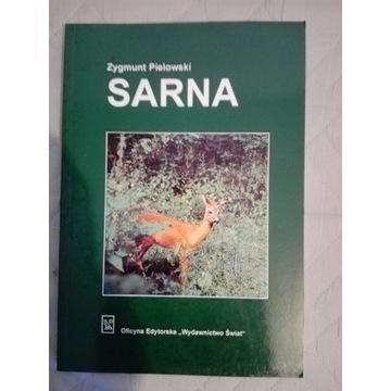 """Monografia """"Sarna"""" Z. Pielowski"""