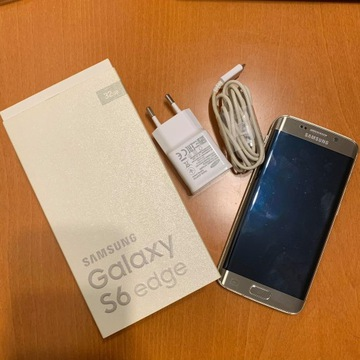 Samsung Galaxy S6 Edge, 32GB Gold Platinium - 6/6