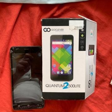 Telefon uszkodzony quantum2 500lite