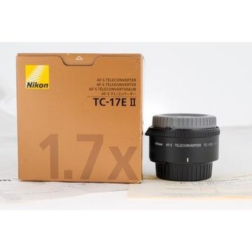 Telekonwerter Nikon TC-17E II