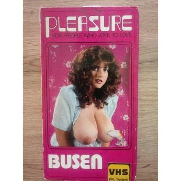 Busen kaseta erotik porno VHS Rarytas Original