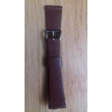 Pasek do zegarka brązowy – 20 mm
