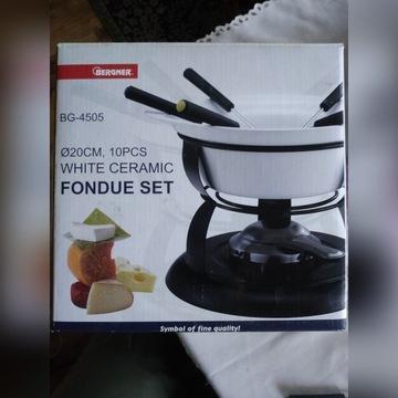 Zestaw do fondue dla 6 osób