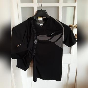 NIKE Pro zestaw koszulka spodenki termoaktywne