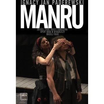 DVD Opera MANRU Paderewski Ignacy 2 płyty