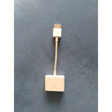 Przejściówka Apple DVI - HDMI