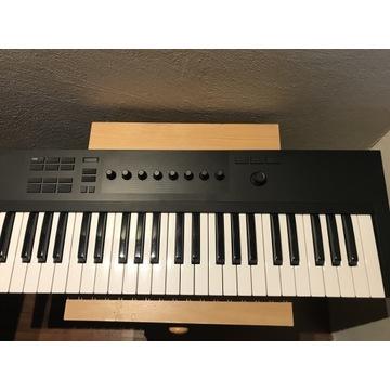 NI KOMPLETE KONTROL A49 klawiatura sterująca MIDI