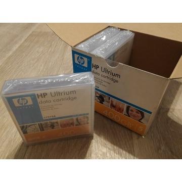 Taśma HP LTO-2 Ultrium 400 GB C7972A Nowa