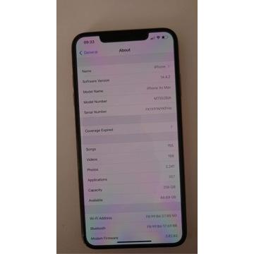 iPhone xs max 256 GB złoty
