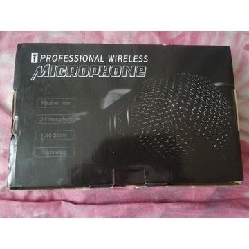Professional mikrofon licytacja