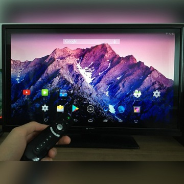 Android Box smart TV HDMI