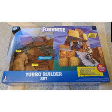 Zestaw Fortnite Turbo Builder Set - jak nowy
