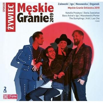 Męskie Granie 2019-2 CD, folia