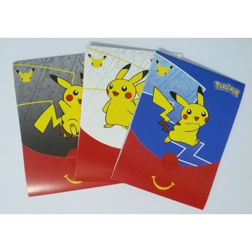 Karty Pokemon TCG McDonald Collection 25th Booster