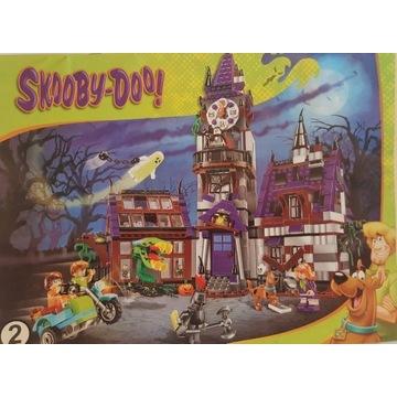 Scooby Doo - Mystery Mansion jak LEGO 24H