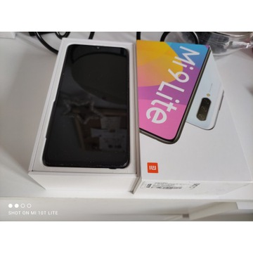 Xiaomi 9 MI Lite 64 GB Dual sim Onyx Grey