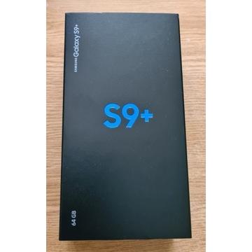 040. Smartfon Samsung Galaxy S9+ 64 GB czarny 965F