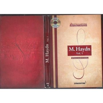 ARCYDZIEŁA MISTRZÓW Michael Haydn 10CD unikat