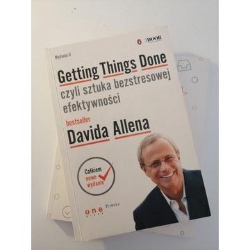 Getting Things Dobę, David Allen + GRATIS