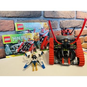 Lego Ninjago 70504 kompletny