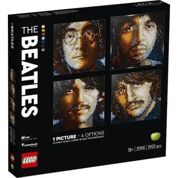 LEGO 31198 The Beatles. Fabrycznie nowe.