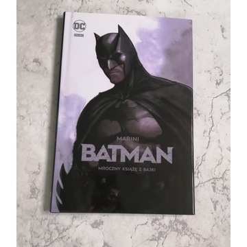 Batman: Mroczny książę z bajki - Marini