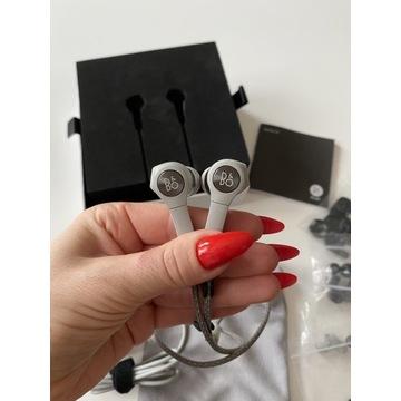 Słuchawki douszne B&O H5 szare komplet akcesoriów