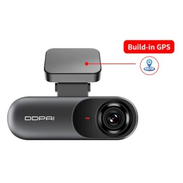 Wideorejestrator DDPAI Mola N3 2K GPS WiFi