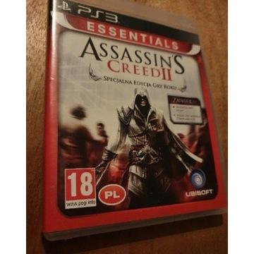 Assasins Creed 2 PS3