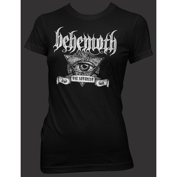 Behemoth koszulka Satanist damska roz. S