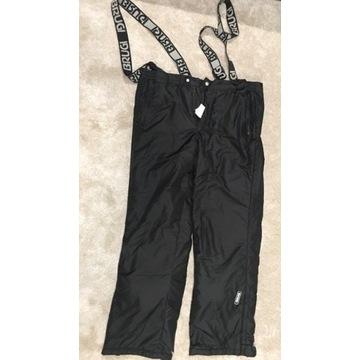 Brugi spodnie narciarskie r. 56