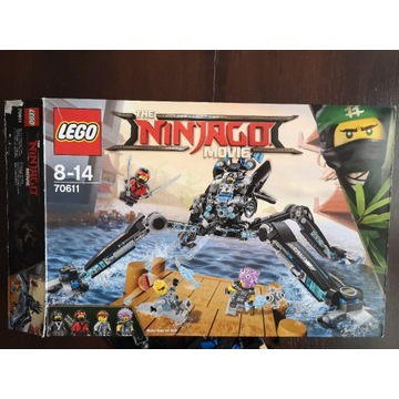 Lego Ninjago Movie 70611