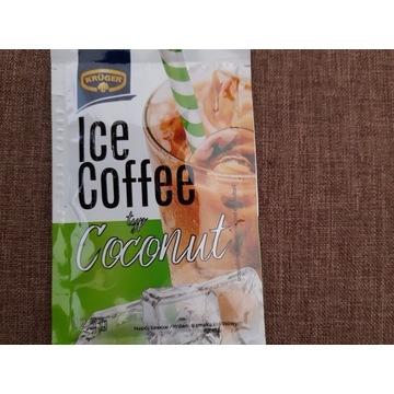 Ice coffee kruger coconut kawa mrożona saszetka
