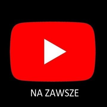 "YouTube ""Premium"" oraz ""YouTube Music"" na ZAWSZE!"