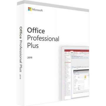 Microsoft Office Business Professional Plus 2019