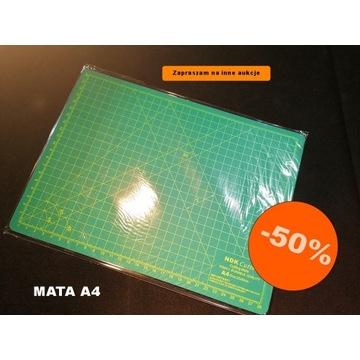 MATA SAMOGOJĄCA DO CIĘCIA 30x22 CM A4-50%cenY